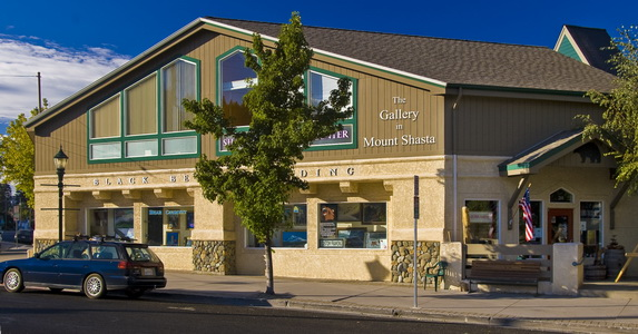 mt shasta art gallery